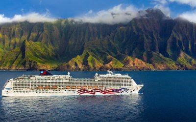천국의 섬 하와이 크루즈 여행