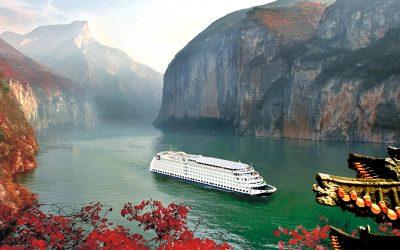양쯔강 크루즈 여행